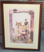 A Dog Of Flanders Art Poster Rare Wall Decor Print 1997 200 Limited Very Rare