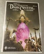 Jim Henson's The Power Of The Dark Crystal 1 Variant Archaia Comic 1st Print Nm
