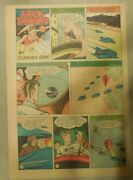 49 Brick Bradford Sunday Pages By Ritt And Gray From 1951 Near Complete Year