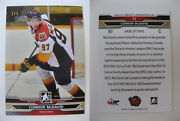 2014-15 Itg Draft Prospects 71 Connor Mcdavid 1/1 Rc Gold Rookie Holy Grail