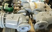 Fisher 3 Rss Lined Control Valves Used Surplus