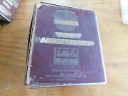 1948 - 1956 Ford Truck Master Parts Catalog Manual Text And Illus Complete Nice