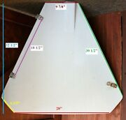 Catalina 34 Sailboat Anchor Hatch Compartment Bow Cover Fiberglass Hinged Door