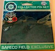 New 2015 Seattle Mariners Vs. Los Angeles Angels Opening Day Lapel/hat/trade Pin