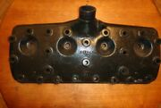 Used Ford Flathead V8 24 Stud Head 81t-lh Left Side 38-42 Cast Code E273 Truck