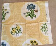 Nina Campbell Osborne And Little Bagatelle Floral Roses Cotton England New 26
