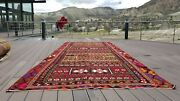 Late 1925and039s Antique Tent-woven Natural Dyes Kilim Adana Region 5and03910x14and0399and039and039
