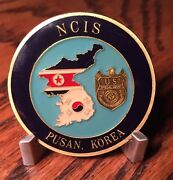 Usn Ncis Special Agent Brian P. Macphee Naval Criminal Inv Serv Challenge Coin