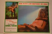 Lot 4 Rare Return Of Swamp Thing Movie Posters In Spanish W/heather Locklear