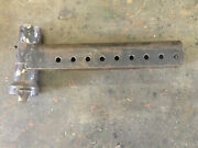 Tx17087 - A Used Right Hand Axle Holder For A Long 480, 520, 680, 2360 Tractors