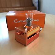 Carot One Amp Amplifier Compact Size Rare Cable Plug Good Condition F/s Japan