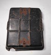 Original Type 1 Beetle/ghia 6 Volt Battery Covers Parts - Type 1/bug - 1958-67
