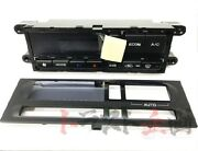 Oem Climate Control Unit And Panel Set Ac Heater Control R32 Bnr32 663111108s1