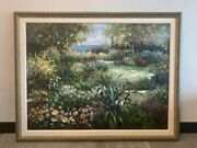 Oil Paintings On Canvas Landscape Extra Large Framed Art