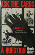 Marcia Mystery Muller / Ask The Cards A Question Signed 1st Edition 1982