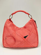 Marc By Marc Jacobs Damisi Pink Red Hobo Stoplight Nwt