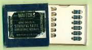 Waitchand039s Hypodermic Needles 6 Vintage New Old Stock