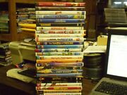 26 Childrenand039s Adventure Dvd Lot 6 Disney Incredibles Goonies Despicable Me