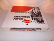 American Flyer 20420 Reproduction Set Box And Inserts Only-no Trains Or Cars