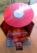 Riversideporcupine Tree, Pink Floyd, Yes Adhd - Red Autographs Only 300 Copies