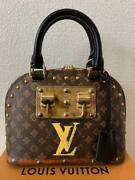 Louis Vuitton Hand Bag Ladies Women Time Trunk Arma Rare Limited Edition Bb F/s