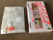 New Engel Large And Small Neon Pom Poms Paper Lanterns David