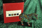 Westland Trail Of Painted Ponies Guardian Spirit First Edition Retired Figurine