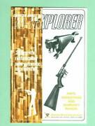 Charter Arms Model Model Ar-7 Explorer Older Owners Manual Reproduction