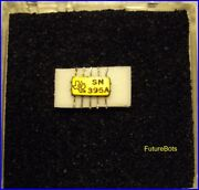 Super Rare Ti Sn395a Gate Ic Nasa Early To Middle 1960and039s 8 Pin Gold Rtl Logic