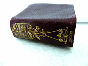 Poetical Works Of Alfred Lord Tennyson, Eyre And Spottiswoode Miniature Rare
