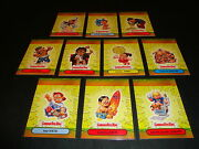 Garbage Pail Kids Ans3 All New Series 3 Pop Up Cards Complete Your Sets 1-10
