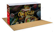 Trade Show Display Quick Pop-up 20ft Booth Store Room Graphics Included Z-05