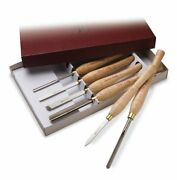 Robert Sorby 8 Piece Turning Tool Set 82hs