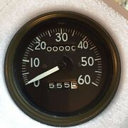 Ford Gpw Late Speedometer Correct Fonts And Luminous Short Needle