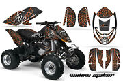 Atv Graphics Kit Decal Quad Wrap For Can-am Bombardier Ds650 Ds 650 Widow O K