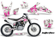 Dirt Bike Graphics Kit Decal Wrap For Honda Crf150 Crf230f 2008-2014 Bttrfly P W