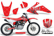Dirt Bike Graphics Kit Decal Wrap For Honda Crf150 Crf230f 2008-2014 Reload Ch R