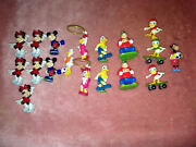 Vds Figurines Kinder Surprise Serie Mickey Mouse And Friends Ft172 Ft180 2013/2014