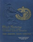 Yearbook Us Army Fort Jackson Sc Graduation Oct 9, 1959 Company B, 7th Battalion