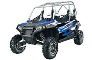 Amr Racing Utv Door Graphics For Polaris Rzr 800/900 Trail Armor Doors 4 2010 Rg