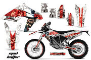 Graphics Kit Mx Decal Sticker Wrap + Plates For Bmw G450x 2010-2011 Hatter R W