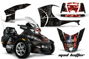 Roadster Graphics Kit Decal Wrap For Can-am Brp Rt-s Spyder 2010-2012 Hatter R K