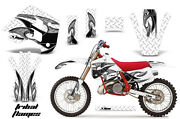 Decal Graphics Kit Wrap + Plates For Ktm Exc Mxc 250 300 1990-1992 Tribal K W