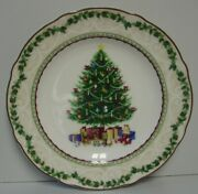 Noble Excellence Holly Tree Salad Plate Best More Items Available