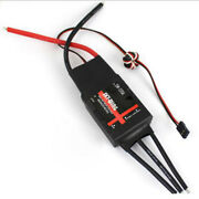 Skywing 120a Esc Speed Controller With 5a/5v Bec For Fixed-wing Rc Airplane