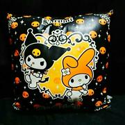 Sanrio My Melody Cushion Kuromi Character Japan Cute Collectible Decor Couch
