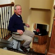 Used Bruno Indoor Stairlift - Special Price. 2400.00