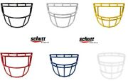 Schutt F7 Vtd Or Lx1 Football Helmet Facemask Faceguard Fits Adult Or Youth