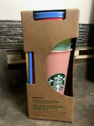 Starbucks Color Changing Cups - Limited Edition Sold Out