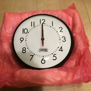 Standard Wall Clock Made In Usa Vintage Model 70's Rare Collectible F/s Japan